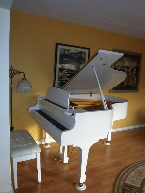 SALE Baby Grand Piano 5 foot 8 inch long Samick Original Owner Professionally  Maintained and Played on Etsy, $28,236.29