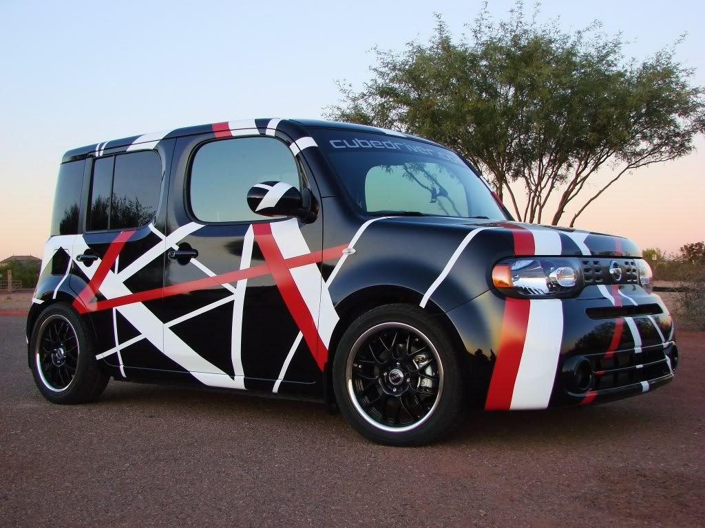 Toyota toyota cube : Van Halen-esque! | cube | Pinterest | van Halen