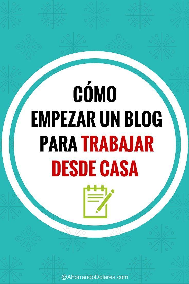 Ent rate aqu como empezar un blog en menos de 20 minutos - Hacer trabajos en casa boligrafos ...