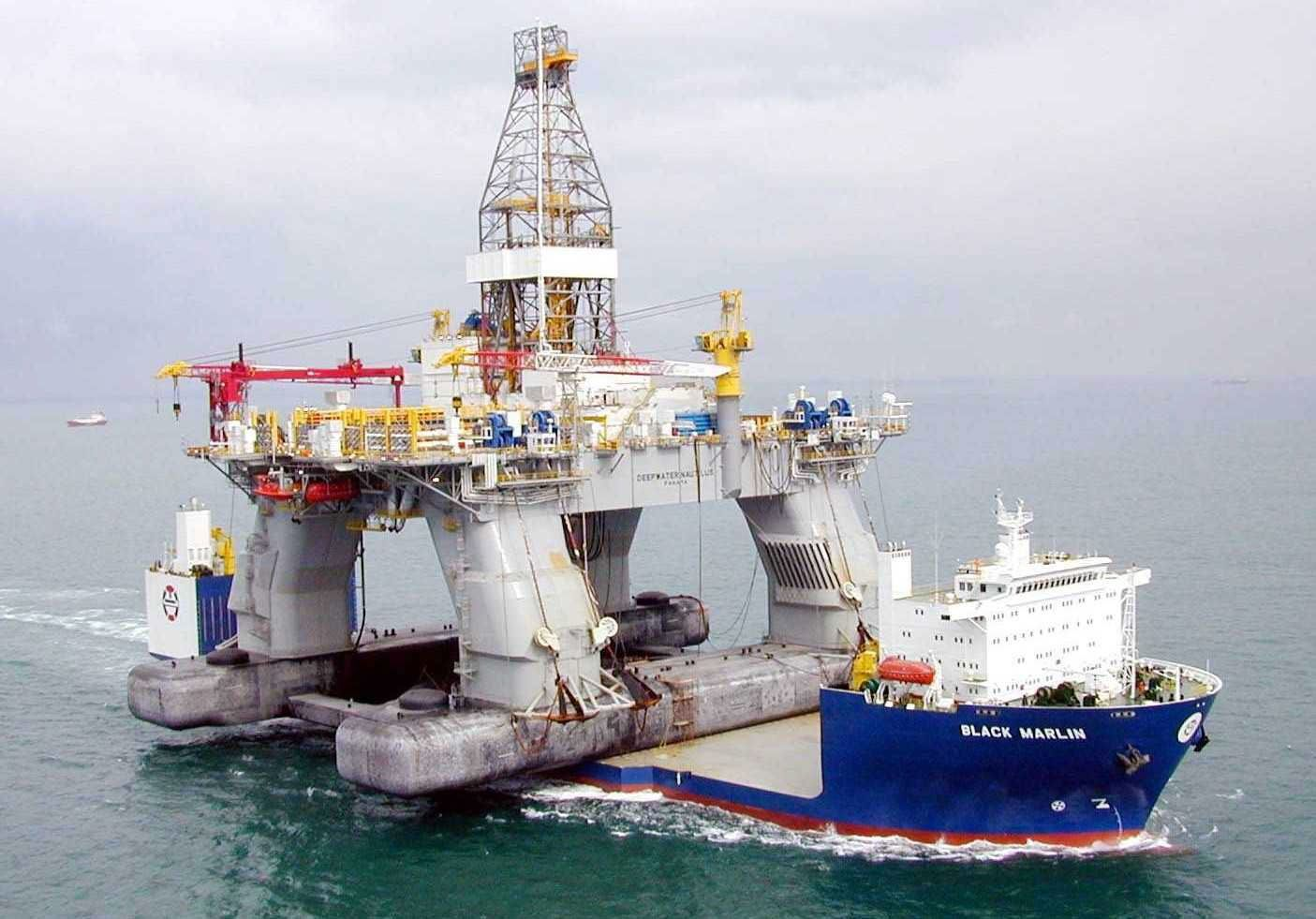Minyak dan Gas Malaysia: Part I: Types of Offshore Platforms | Oil