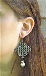 Big Love Earrings from Forever Yours