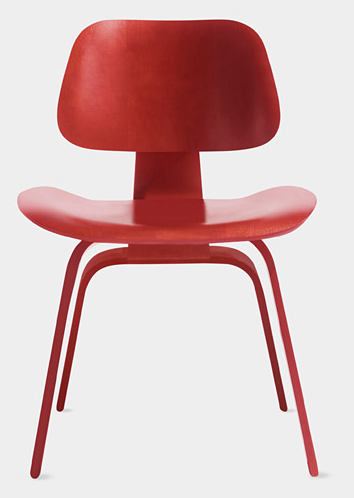 Eames® Molded Plywood Dining Chair (DCW), Charles & Ray Eames, ...