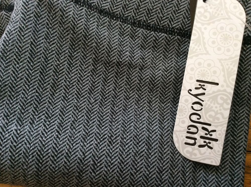 8814904a15 Great alternative to Lululemon's Herringbone leggings. Kyodan Sweater  Leggings - Gray Herringbone #Kyodan #PantsTightsLeggings
