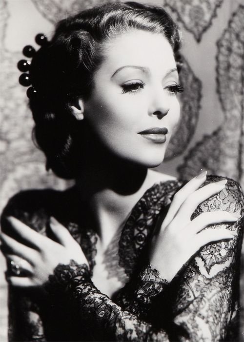 Loretta Young, who won the Best Actress Oscar in 1947.
