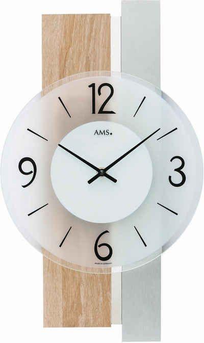AMS Wanduhr, »W9554« Wanduhren, Uhren, Zifferblatt