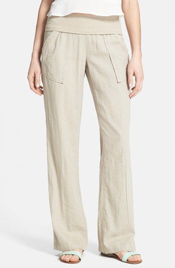 #Jolt #Bottoms #Jolt #Foldover #Linen #Blend #Pants #(Juniors) Jolt Foldover Linen Blend Pants (Juniors) Tan 3 http://www.seapai.com/product.aspx?PID=5263336