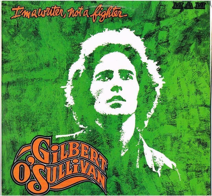 Annons på Tradera Gilbert o'Sullivan LPskiva Annonser