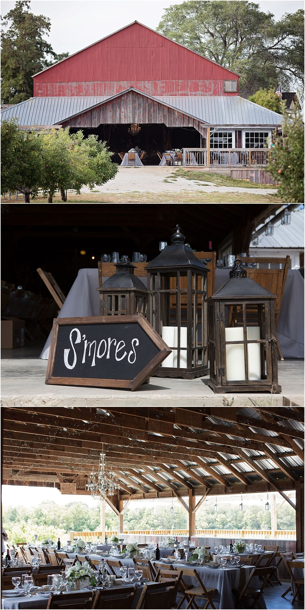 Rustic Farm wedding published in the Knot Magazine