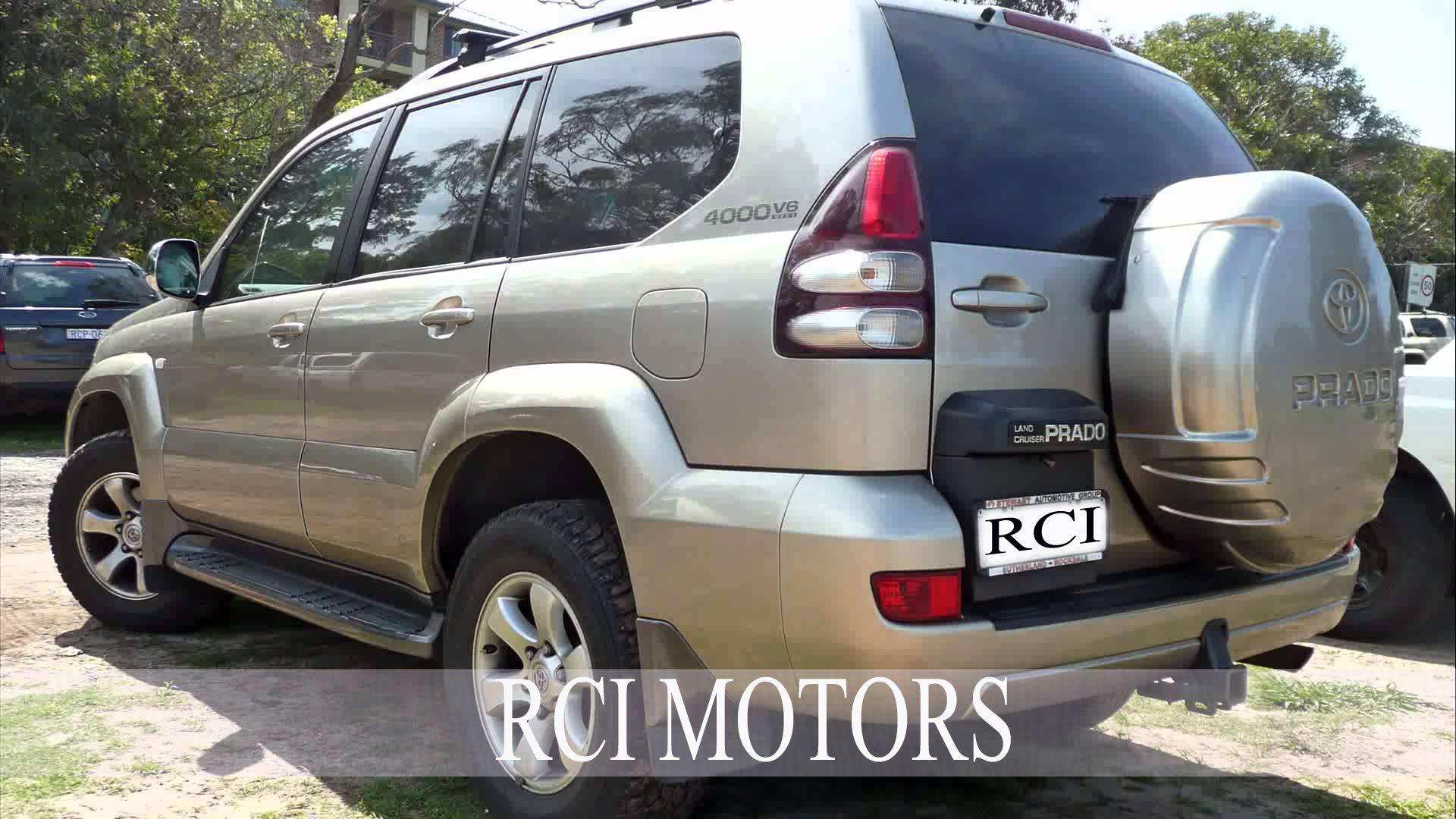 RCI Motors Rent a car, Suv car, 4x4