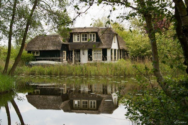 huisje aan het water Huisje aan het water, Water, Huisstijl