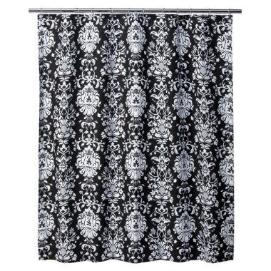 Shower Curtain Target 22 99 Black Curtains Shower Curtain