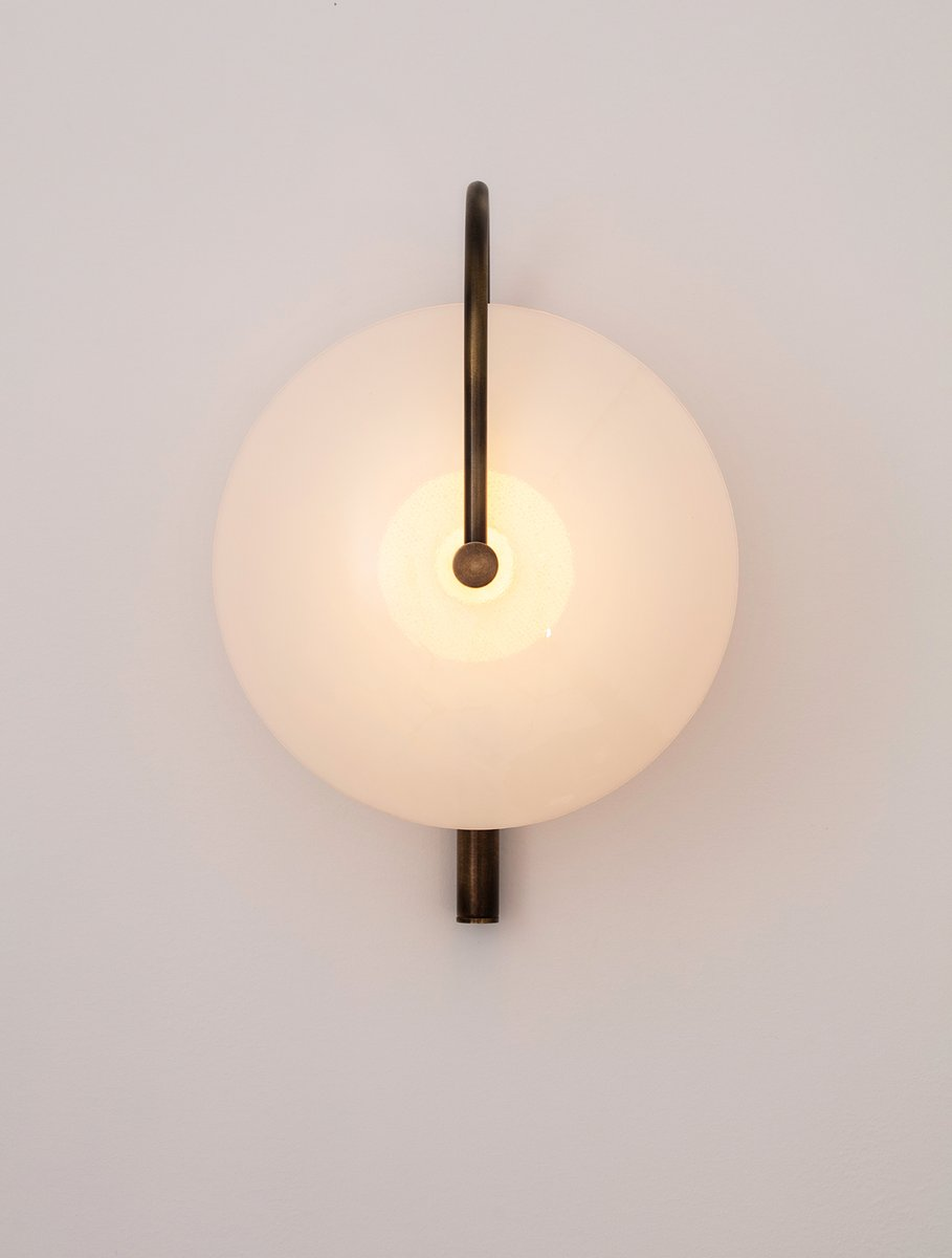 Aperture Table Lamp by Allied Maker