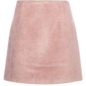 Acne Studios Alpaca-Blend Skirt