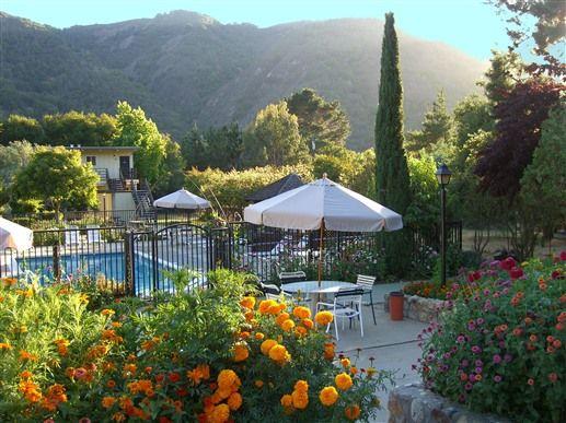 country garden inn carmel. The Pool At Country Garden Inns In Carmel Valley, California Overlooks Beautiful Valley Inn Pinterest