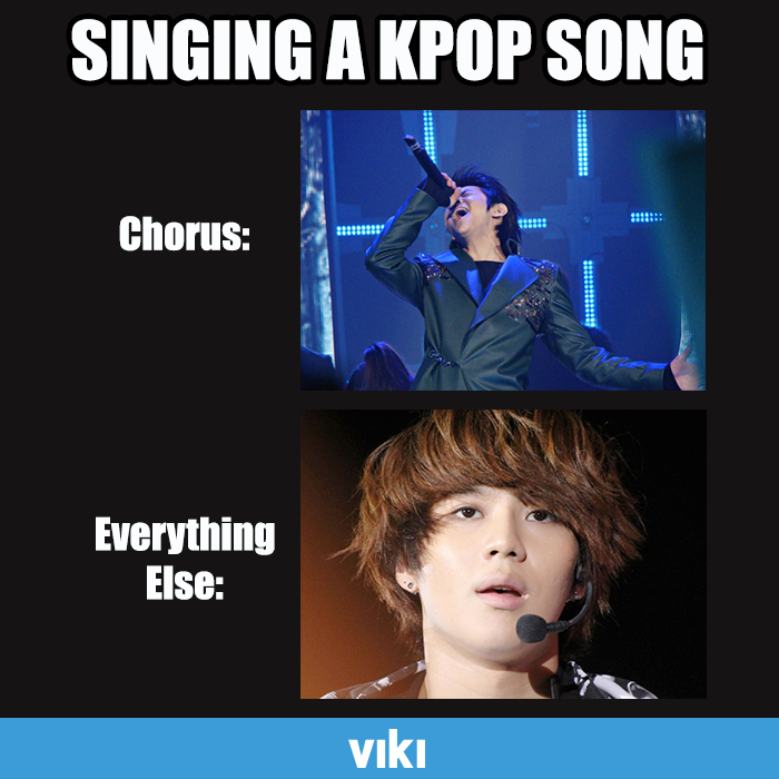 It S Ok We All Do It Sing Along To All Your Favorite Ost S Kpop Funny Kdrama Funny Drama Memes