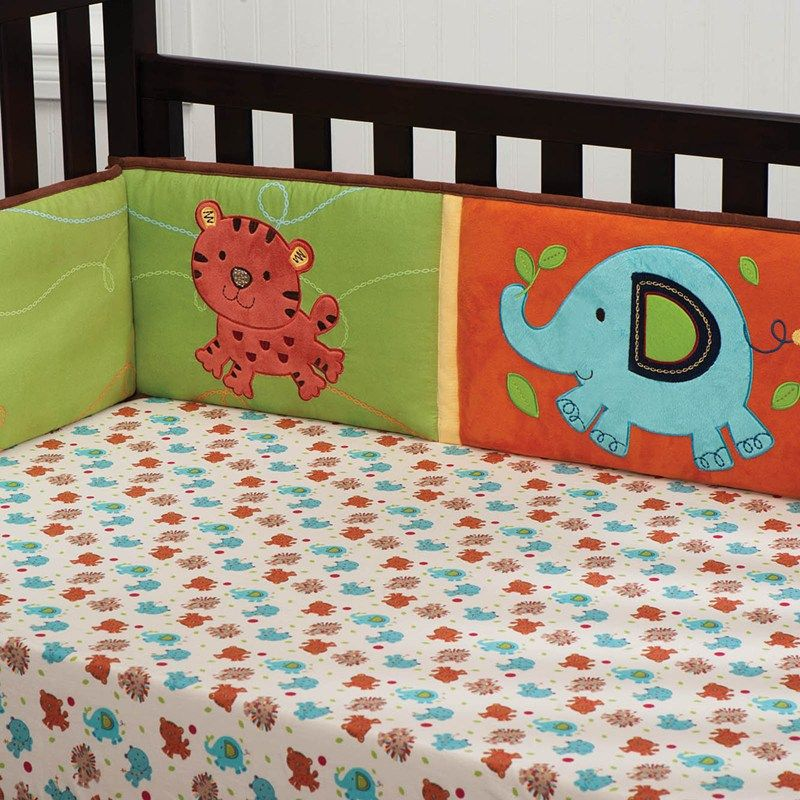 Best Burlington Coat Factory Baby Boy Bedding Crib Bumper 640 x 480