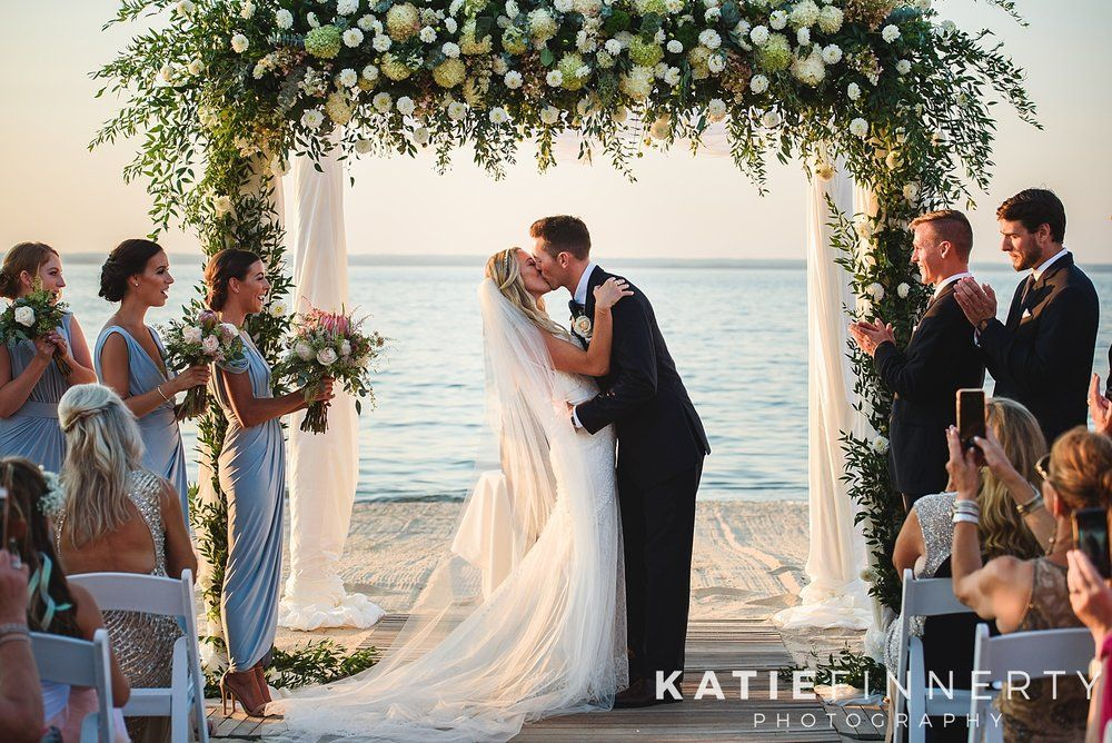 Crescent Beach Club Long Island Wedding Justine Tom