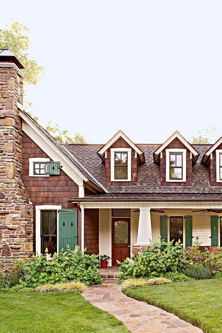 6 Essential Curb Appeal Ideas for Front Porches #frontporchideascurbappeal