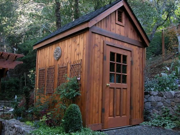 Beautiful Garden House Designs Adding Charm And Comfort To Backyard Landscaping Shed Design Backyard Sheds Building A Shed