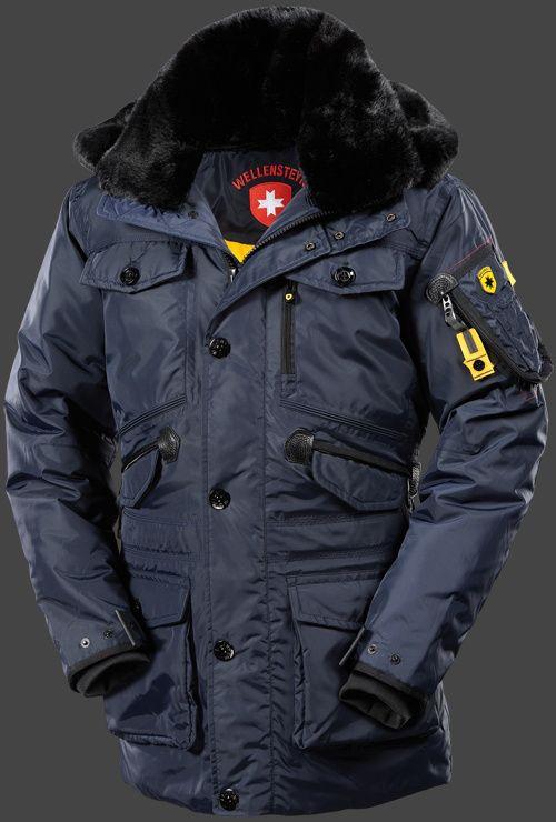 Wellensteyn Men Falcon Winter Long Parka Navy Jpg 500 740 Mens Winter Fashion Mens Winter Parka Leather Jacket Men