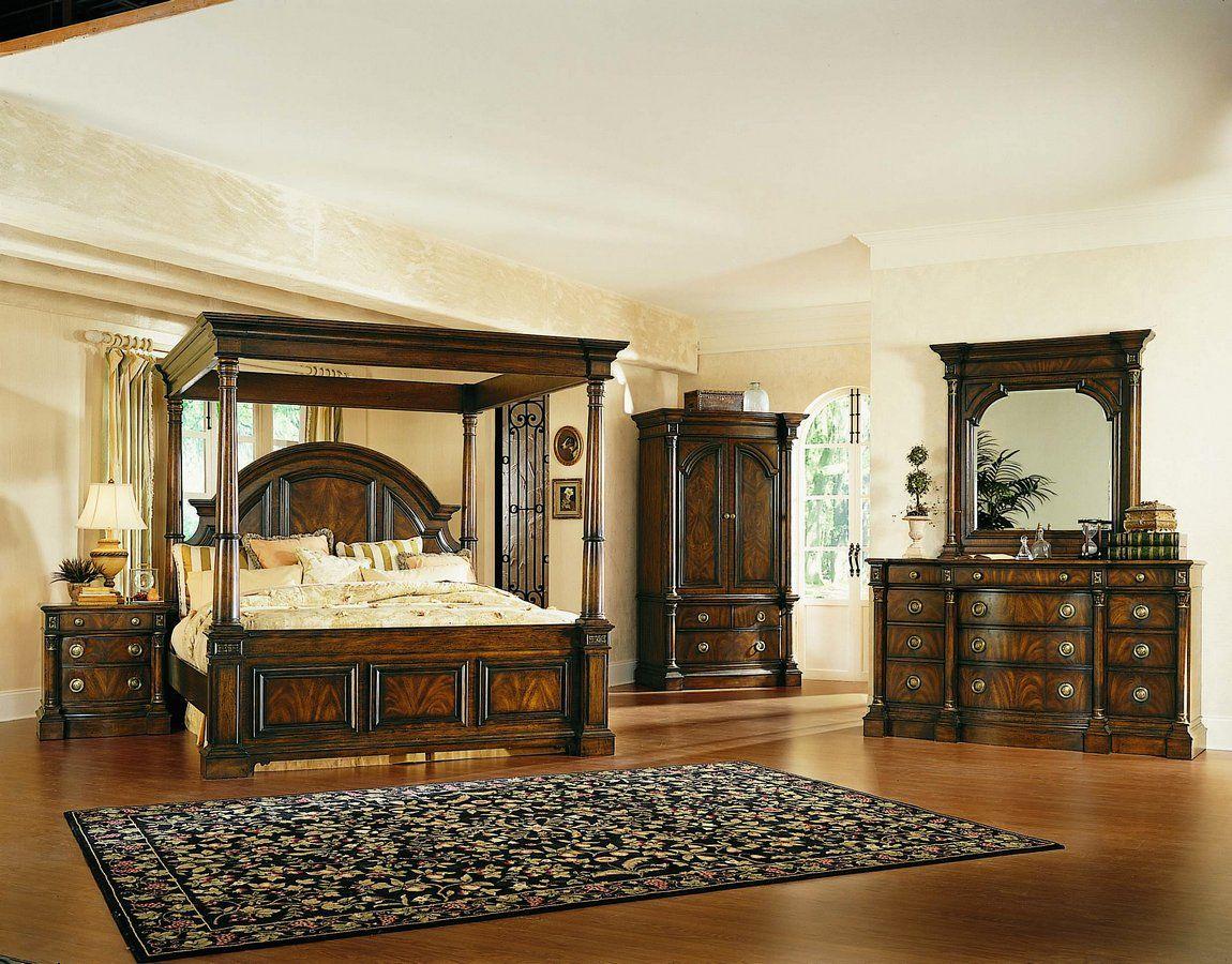 Pulaski Canopy Bedroom Set | Product Details Manufacturer Details Product  Reviews