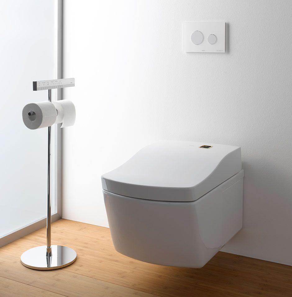 Wir haben uns neu organisiert Wall hung toilet, Toto