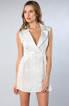 The Heartbreaker Shirt Dress by Finders Keepers