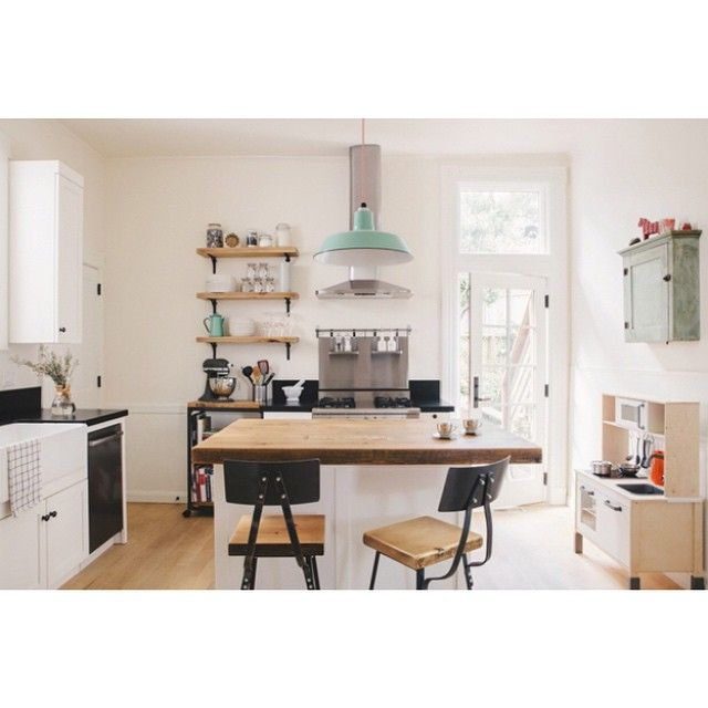 "#newwork on @cahomeanddesign ""Hey Good Cookin'"" http://bit.ly/1F1FTU6 #kitchendesign @senaleek  @michelewillson"