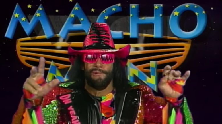 You Might Not Expect A Guy Whose Nickname Is The Title Of A Village People Song To Be A Rap Fan But The Macho Man Real Macho Man Randy Savage Macho