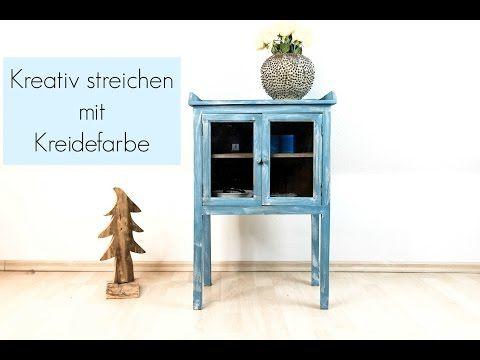 Küchenmöbel streichen ~ Möbel mit kreidefarbe streichen so geht das anleitung