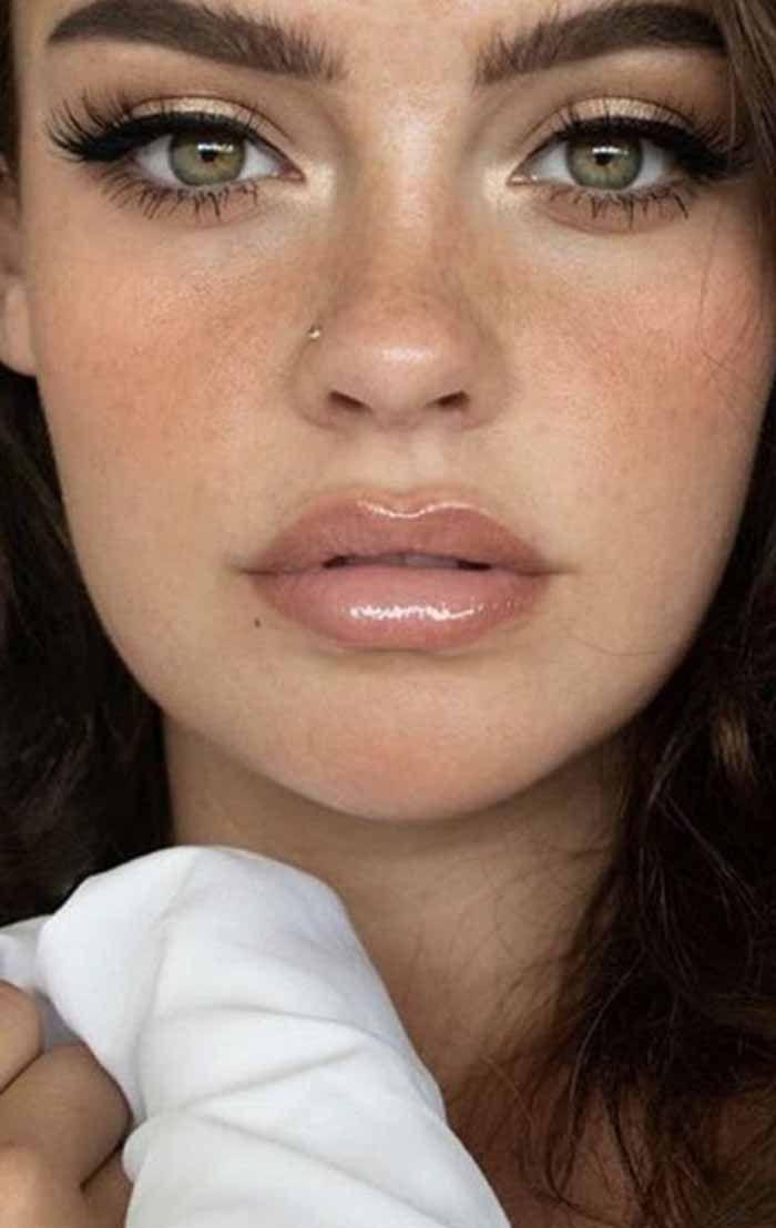 25 erstaunlich bunten Lidschatten sucht nach braunen Augen Prom #makeupprom