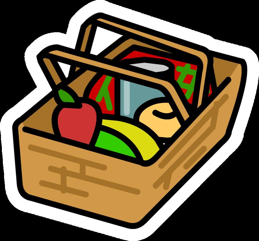 Picnic Basket Clipart Png 20269 Png Free Download Clip Art Happy Birthday Clip Art Thanksgiving Clip Art