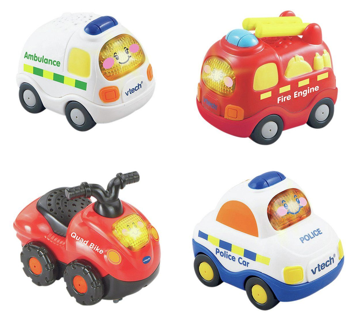 Buy vtech toottoot drivers assortment early learning