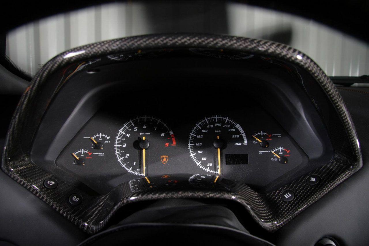Lamborghini Murcielago Dashboard Car Dashboard Cockpit