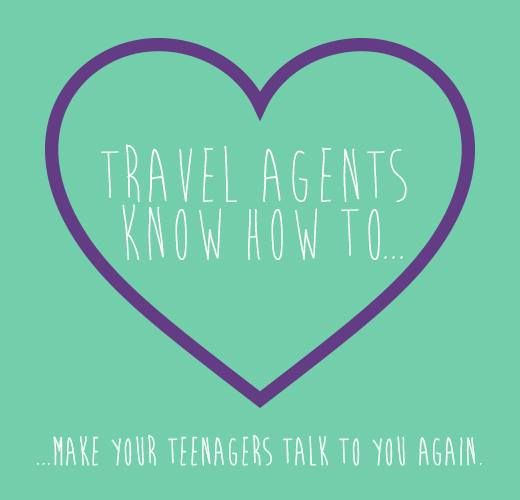 how to recieve a travel agent