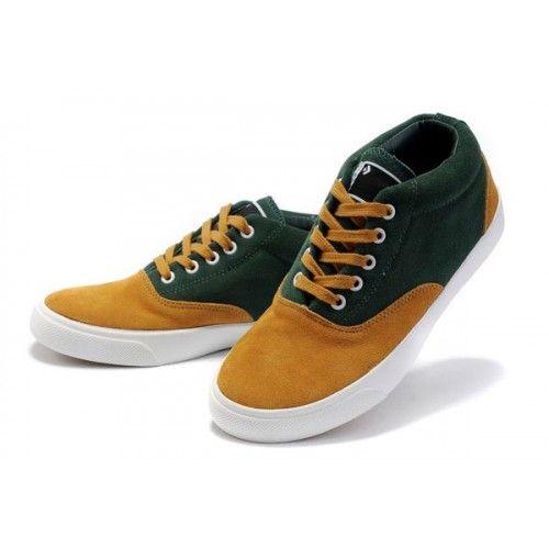 Chaussures Converse All Star CVO Skateboarding Mid Top Jaune Vert foncé  Toile - €65.97 : Nike Air Jordan FemmeNike ...