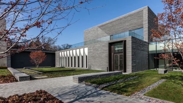 Lakewood Cemetery Garden Mausoleum;   Minneapolis, MN