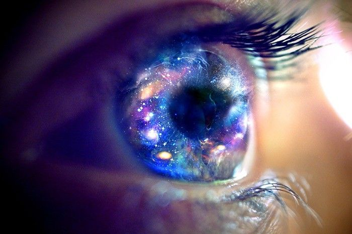 Image result for universe in eyes