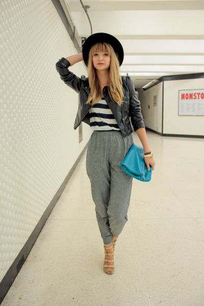 Gray-american-apparel-pants-black-h-m-jacket-beige-surface-to-air-shoes-bl_400
