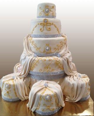 pi ce mont e castel pi ce mont e originale wedding cake gateau mariage les g teaux. Black Bedroom Furniture Sets. Home Design Ideas