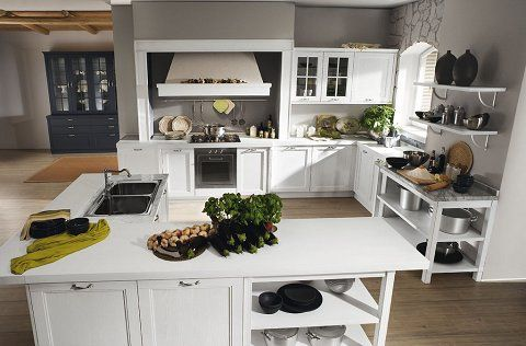 cucina stile giapponese bianca - Cerca con Google | modern design ...