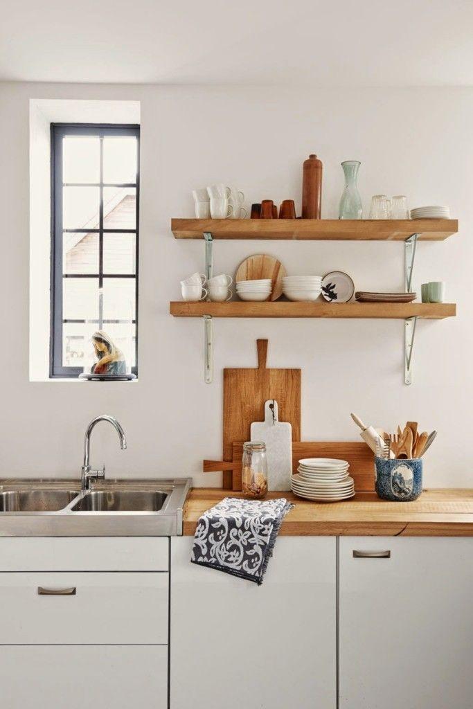 cocina-baldas-3-683x1024 - Mima tu cocina con baldas y estantes al aire b37f96c54723