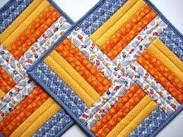 Tecido com as dimensões desejadas e com pelo menos mais 1,5 cm em volta (o tecido deve ser de algodão e de preferência com duas faces sendo uma acolchoada