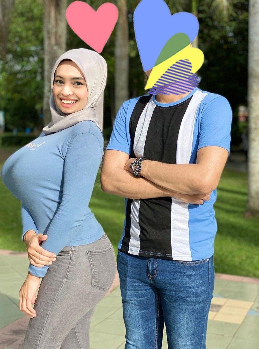 Effy Hassan | Gaya hijab, Model pakaian hijab, Wanita berlekuk