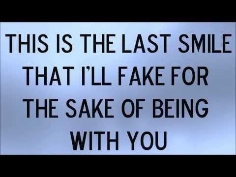 Linkin Park lyrics - pushing me away  one of my favorite