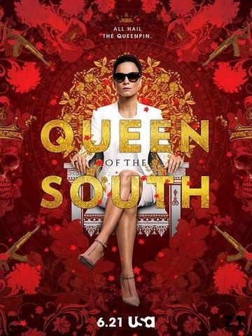 Serie La Reine Du Sud : serie, reine, Queen, South, Saison, South,, Queen,, Series
