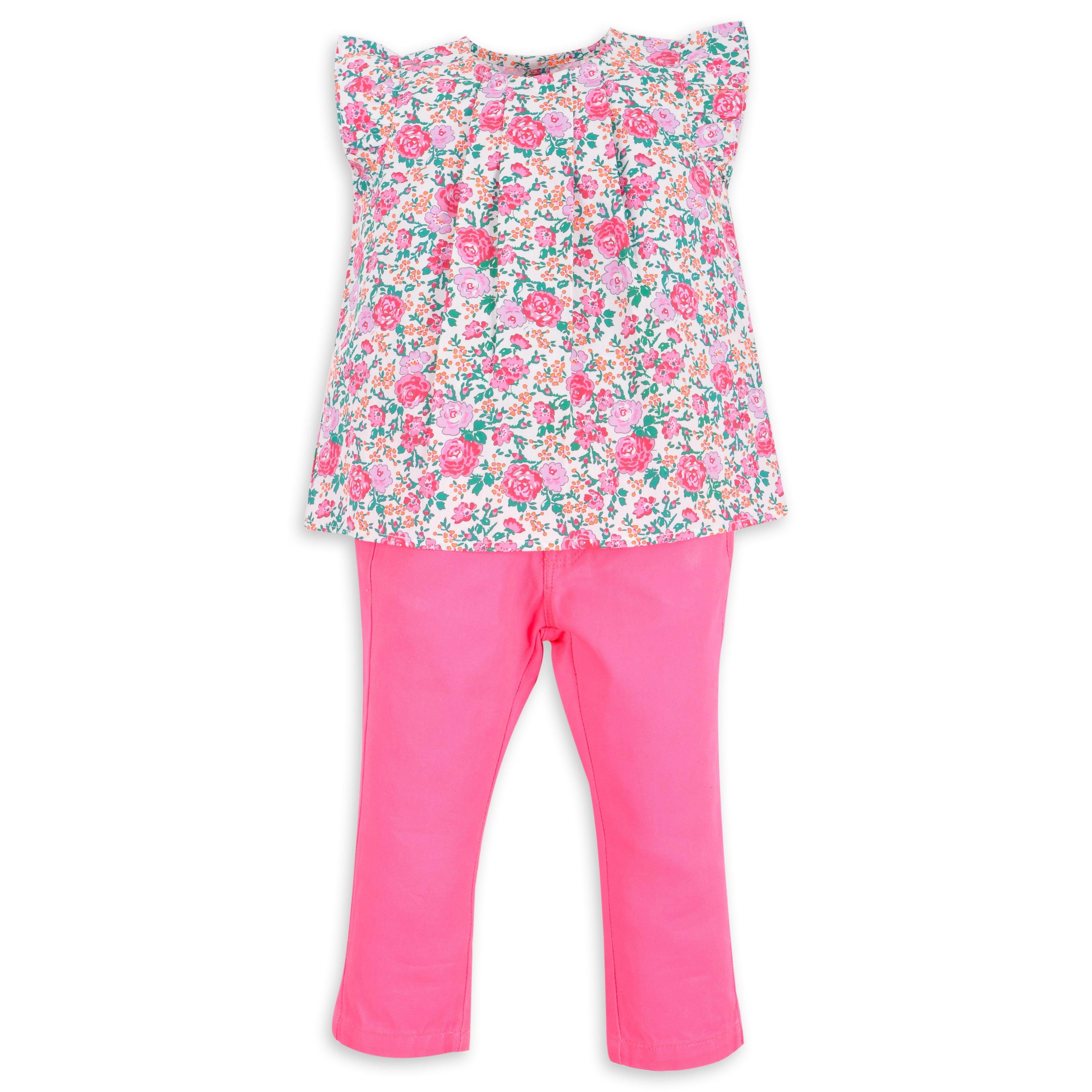 c5a12ef56 Blusa EPK para bebé niña con estampado floral. | infantil ...