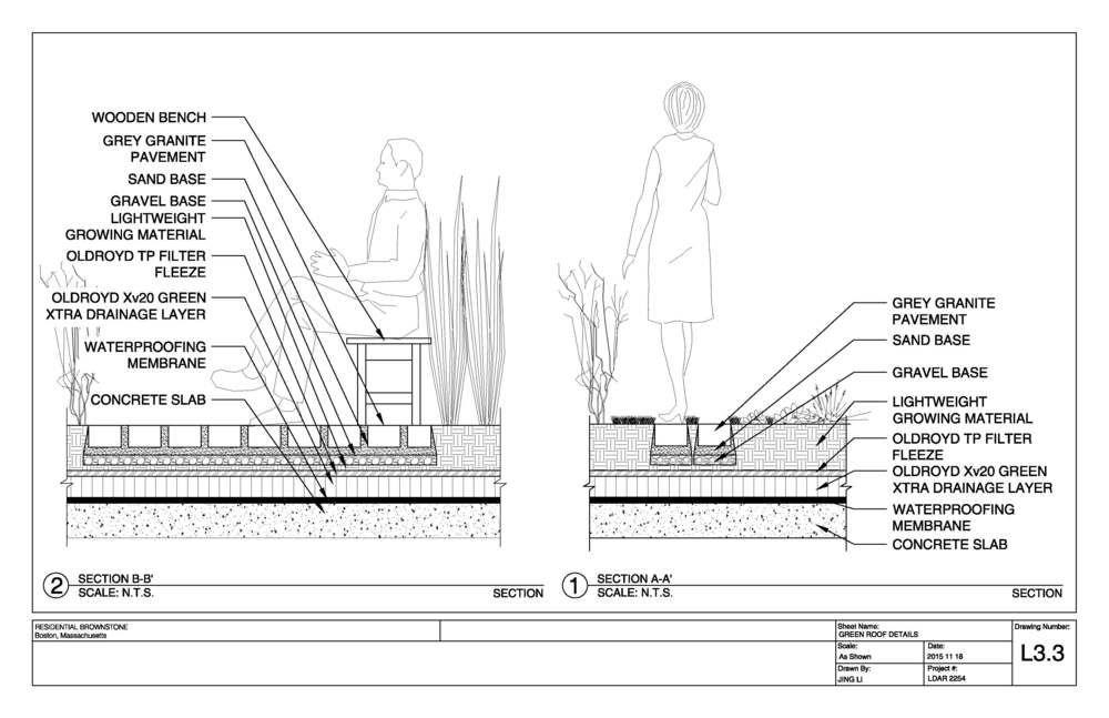 Green Roof Detail Jpg 1000 647 Roof Detail Green Roof Roof Garden Architecture