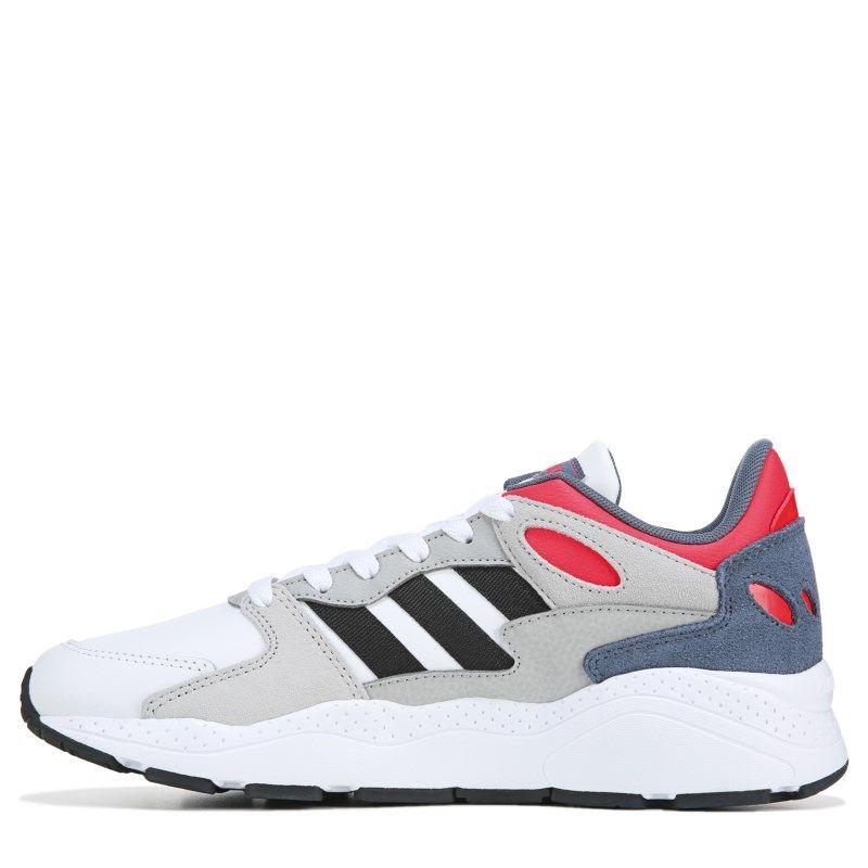 Adidas Men's Crazychaos Sneakers (WhiteBlackRed
