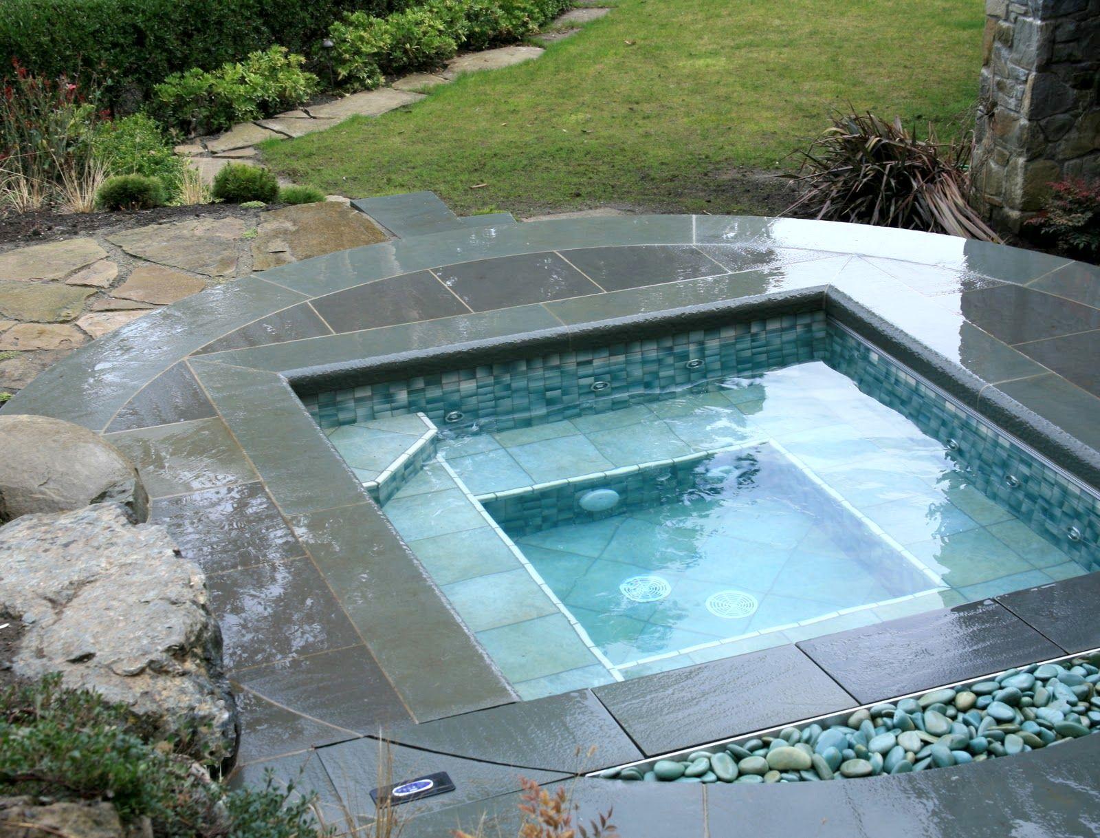 30 Awesome Hot Tub Enclosure Ideas For Your Backyard Sunken Hot Tub Hot Tub Garden Inground Hot Tub